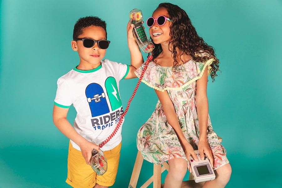 lunettes de soleil pour enfant K-EYES