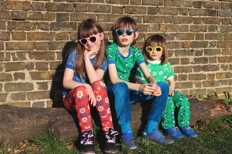 Collection Solaires Enfants K-EYES été 2021